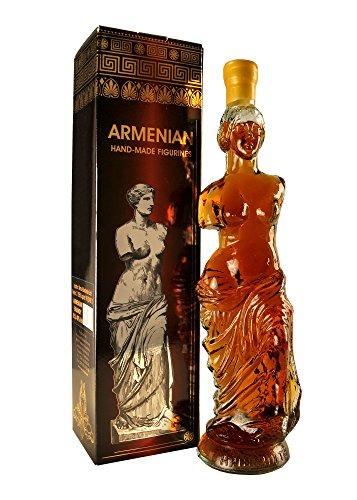 Armenischer Brandy Aphrodite, 5 Jahre gereift, 0,5L, 40% Alk.