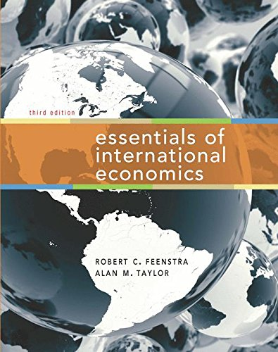Pdf Download Essentials Of International Economics Best Epub By Alan M Taylor Book Game Played723e
