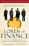 Lords of Finance: 1929, The Great Depression, and the Bankers who Broke the World