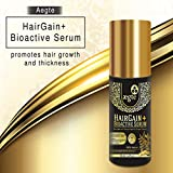 Aegte HairGain+ Bioactive Serum Enriched with Natural Apple Extracts & Ginger Extracts for Healthy Hair 100ml