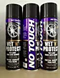 3 Stück No Touch Wet`n Protect 500 ML Reifenglanz