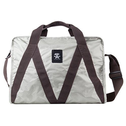 Crumpler Koffer Light Delight Boarder Reisetasche Handgepäck/Laptoptasche 13w Zoll 15 Liters (Orange) LDB-013 Platinum