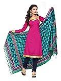 Salwar Suits For Women ( Vibes Women`s B...