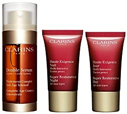 Clarins Double Serum - Multi-Intensive Lot 3 Pieces
