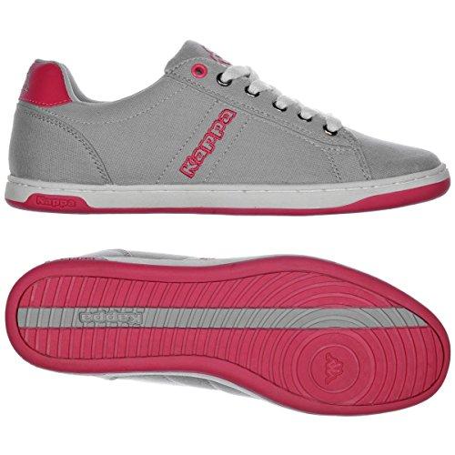 Sneakers - Vemofet 2 Lt Grey-Fuxia