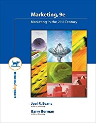 Marketing in the 21st Century (Marketing, Ninth Edition) by Joel R. Evans (2004-10-19)