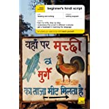 Beginner's Hindi Script: Category:Writing Support (Teach Yourself...Script)