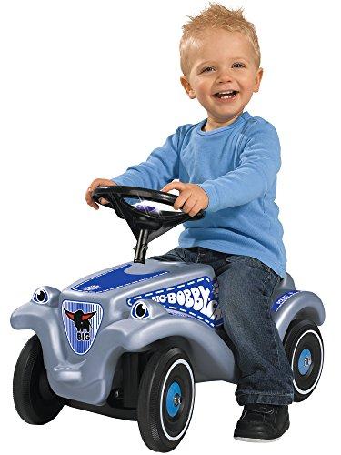 BIG Spielwarenfabrik 800056101 -Bobby-Car-Classic Polizei - 2