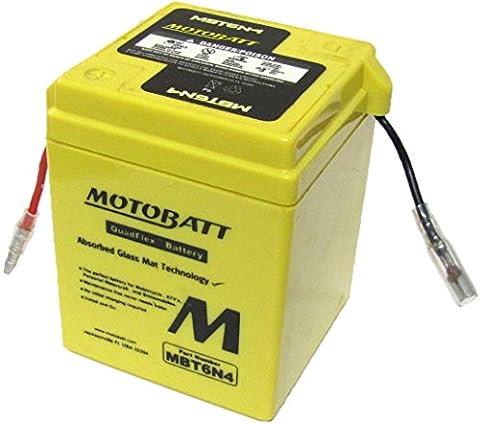 Yamaha RD 50 M Cast Wheel MBT6N4 Batterie moto 1979-1982