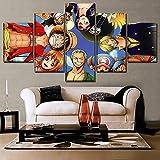 Autoadesivo della parete della pittura del diamante Punto croce 5 pezzi Anime trapano pieno/trapano quadrato 5D fai da te fatto a mano adatto mosaico decorazioni per la casa,40x60cm 40x80cm 40x100cm