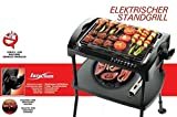 """Barbeque Elektrogrill""""Cool-Touch"""" 2000W Elektrischer Tischgrill Elektrogrill BBQ-Grill Partygrill Balkongrill (Tischgril) (Standgrill)"""