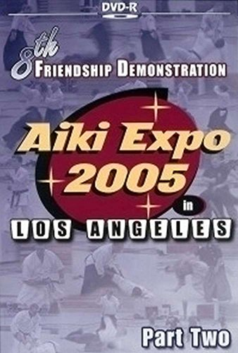 8th Aikido Friendship Demonstration Vol.2