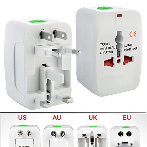 All In One Universal Power Adapter