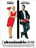 L' abominevole verità–2009–-Katherine Heigl–40x 56cm Mostra Cinema originale