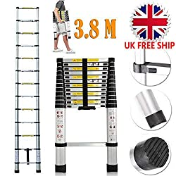 Telescopic Ladder | Hardware-Store co uk/