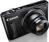 Canon PowerShot SX610 HS Digitalkamera (20,2 MP, 18-fach opt. Zoom, 36-fach ZoomPlus, 7,5cm (3 Zoll) Display, opt. Bildstabilisator, WLAN, NFC) schwarz - 3