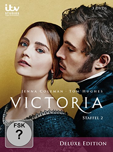 Victoria - Staffel 2 - Amazon Exklusiv Edition im Digipack [3 DVDs]