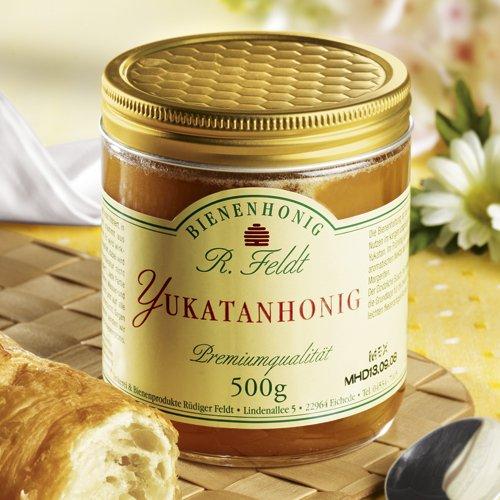 Yukatan tropischer Honig, fliederartiges Aroma, 500g*