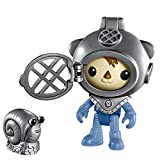 El Octonauts - Establecer la Figura de Shellington y Caracol escamoso - The Octonauts