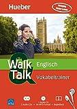 Walk & Talk Vokabeltrainer: Walk & Talk Englisch Vokabeltrainer: 2 Audio-CDs + 1 MP3-CD + Begleitheft