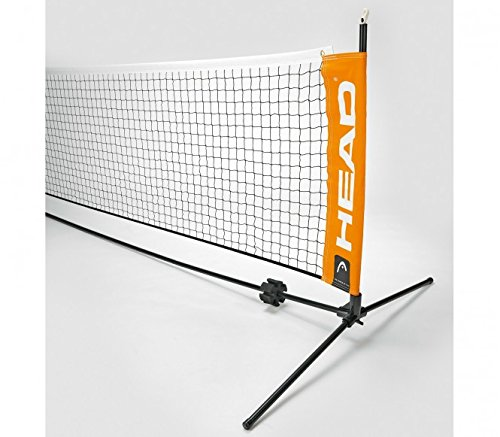 HEAD Tennisnetz, schwarz, 287201