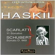 Clara Haskil Spielt Scarlatti [Import anglais]