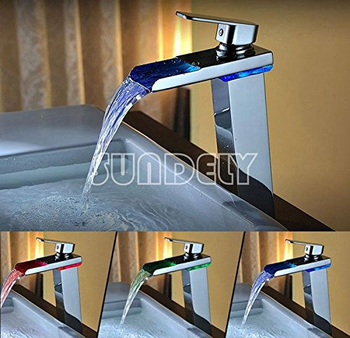 sundelyr-108-tall-hydroelectric-colour-changing-led-rgb-light-waterfall-chrome-finish-brass-square-m