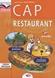 Technologie de restaurant Oenologie CAP 1re année - Version professeur