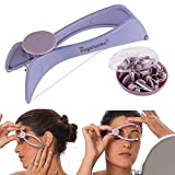 ShoppoWorld Slique Eyebrow Face and Body Hair Threading Removal Epilator System Kit