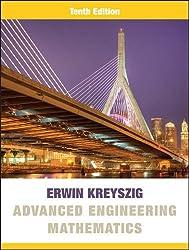 Advanced Engineering Mathematics by Erwin Kreyszig (2011-08-16)