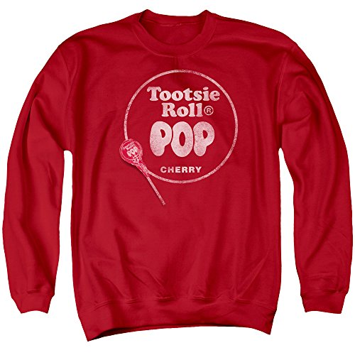 tootsie-roll-felpa-uomo-red-medium