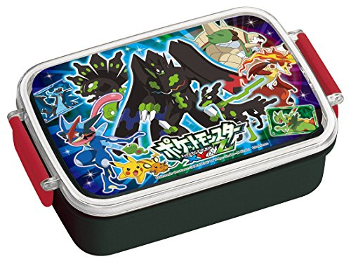 SKATER Pokemon XY&Z Lunch Box 450ml RB3A (Japan Import) by Skater