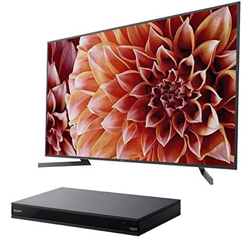 Sony XF90 KD-55XF9005 (55 inch) 4K Ultra HD Smart Television (Black/Silver)