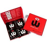 Wingman über eine Gewöhnliche Kondome ein mehr natürliche Gefühl superdünn, und sicherere Nutzung 12Stück preisvergleich bei billige-tabletten.eu