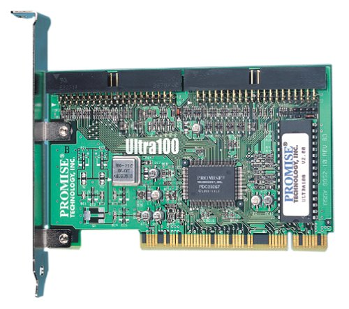 Versprechen Technologie ultra100 PCI EIDE Drive Controller 2 CH 100 MB/s Bus Master für Windows 95/98/NT