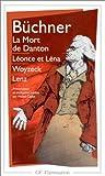 Image de La mort de Danton.Léonce et Léna.Woyzeck.Lenz