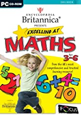 Encyclopedia Britannica Excelling at Maths (CD)