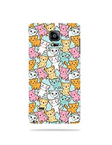 alDivo Premium Quality Printed Mobile Back Cover For Samsung Galaxy Note 4 / Samsung Galaxy Note 4 Printed Mobile Case / Back Cover (KT047)