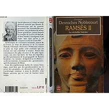 Ramses ii [ Livre importé d´Espagne ]
