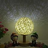Nachtlicht-Geburtstagsgeschenk INS des romantischen Sternprojektors des Bettes kreatives, das...