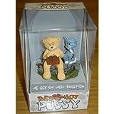 Bad Taste Bears - Tyson & Lucky - Red Hot Pussys