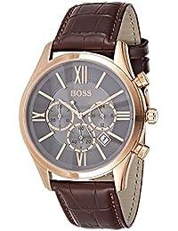 Hugo Boss Mens Rose Gold Ambassador HB1513198