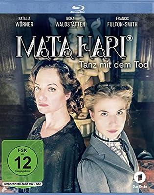 Mata Hari - Tanz mit dem Tod (Inkl. Making-of) [Blu-ray]