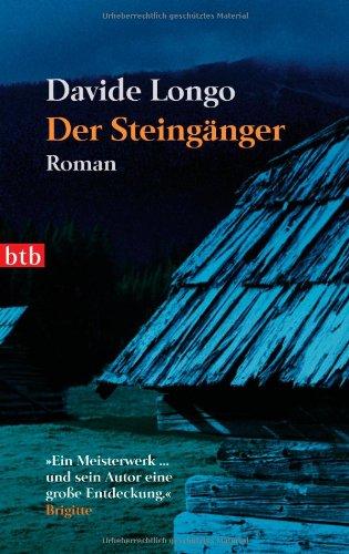Davide Longo: »Der Steingänger« auf Bücher Rezensionen