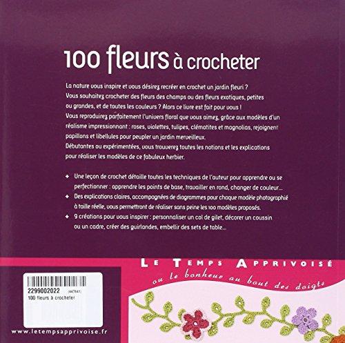 100 Fleurs à Crocheter 2299002022 Bazar Hiper Chino