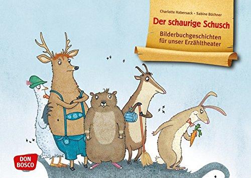 Der schaurige Schusch. Kamishibai Bildkartenset.: Entdecken - Erzählen - Begreifen: Bilderbuchgeschichten. par Charlotte Habersack