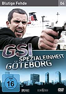 GSI - Spezialeinheit Göteborg 4: Blutige Fehde