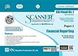 Scanner CA Final (New Syllabus) Gr. I Paper - 1 Financial Reporting