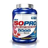 Quamtrax Nutrition Suplemento para Deportistas Isopro CFM, Sabor a Fresa - 2267 gr