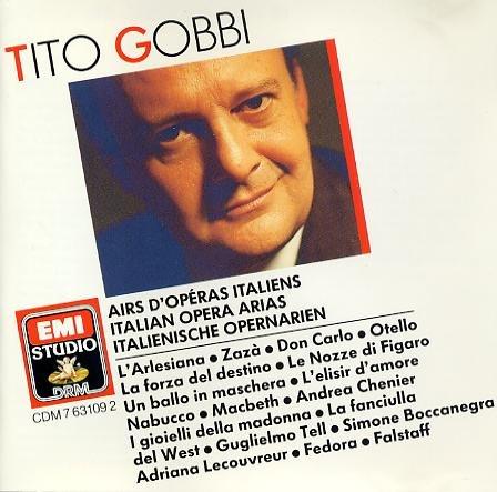 Italian Opera Arias [Import anglais]